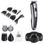 New 10 in 1 Multi-function Hiar Clipper Nose Hair Trimmer Shaver Angle Cutter
