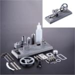 New Stirling Engine Motor Metal Model Assembled Children's Gifts DIY Toys