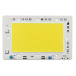New 10pcs LUSTREON Pure White 150W 15000LM DIY COB LED Light Chip Bulb Bead 160x100mm For Flood Light AC 110V