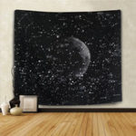 New Constellation Tapestry Home Hanging Wall Decorations Space Planet Galaxy Tapestry