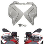 New Motorcycle Windshield Handle Hand Guards shield Protector For BMW R1200GS Ad/LC 2013-2018