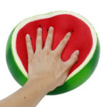 New 9.3 Inches Watermelon Squishy Huge Jumbo Squeeze Slow Rising Toy Gift Collection
