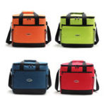 New Insulated Cooler Handbag Waterproof Outdoor Picnic Lunch Bag Storage Carry Case