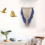 New Woven Wall Hanging Home Macrame Bohemian Boho Chic Geometric Art Decorations