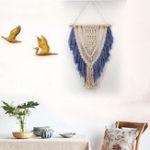 New Woven Wall Hanging Home Macrame Bohemian Boho Chic Geometric Art Decorations