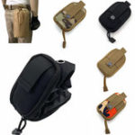 New Men Waterproof Nylon Tactical  Camo Crossbody Bag