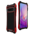New Aluminum Alloy Shockproof Snowproof Dirtproof Protective Case For Samsung Galaxy S10 6.1 Inch 2019