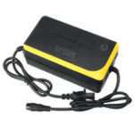 New 60V 3A Lithium Battery Charger For Skateboard Single-wheeled Electric Bicycle