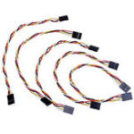 New 15pcs 4 Pin 20cm 2.54mm Jumper Cable DuPont Wire For Arduino Female To Female