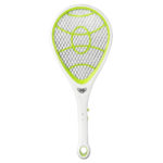 New Cordless Handheld Bug Zapper Electric Racket Mosquito Dispeller Fly Insect Swatter Killer