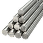 New 125-500mm Diameter 4mm Stainless Steel Round Tube Round Solid Metal Bar Rod