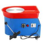 New 350W Electric Pottery Wheel Ceramic Machine Pottery Forming Machine DIY Clay Tool Ceramic Work Ceramics Clay