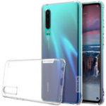 New NILLKIN Transparent Shockproof Soft TPU Back Cover Protective Case for Huawei P30