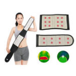 New Tourmaline Magnetic Therapy Self-heating Waist Support Back
