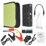 New 68800mAh Portable Power Supply Multi-Function Car Jump Starter Emergency Light Mobile Power Bank Battery Power Booster Charger