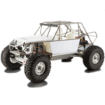 New TFL C1805 Unassembled Kit 1/8 4WD Rc Car Metal 2 Speed Gearbox Crawler without Electronic Parts