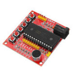 New ISD1700 Series Voice Recording and Playing Serial Module