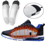 New Shoe Boot Dryer Electric Sports Wet Warmer Heater Disinfectant Portable