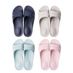 New XIAOMI One Cloud Bathroom Slippers Indoor Eva Plastic Soft Bottom Sandals Home Hotel  Men & Women's Summer Shoes