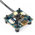 New  20x20mm Frsky RXSR-FC Omnibus F4 Nano V7 Flight Controller AIO OSD BEC & Built-in RXSR-FC Receiver