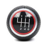 New 6 Speed Car Gear Shift Knob For Audi A4 S4 B8 8K A5 8T Q5 8R S Line 07-15