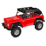 New VRX Racing RH1048-MC28 1/10 2.4G 4WD Rc Car Electric Brushed Crawler w/ Front LED Light RTR Toys