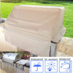 New Outdoor BBQ Grill Waterproof Cover Picnic Gas Stove Burner Dust Rain Protector