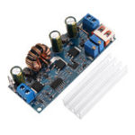 New 2-24V to 3-30 DC to DC Step Up Module High Power 80W USB Constant Voltage Constant Current Boost Module