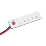 New 5pcs 3 Series Lithium Battery Capacity Display Board 12V Battery Capacity Indicator Board