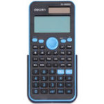 New Deli D82ES Student Examination Scientific Function Calculator Multifunctional Student Computer Learning Supplies