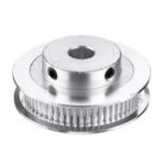 New 60T 8mm Bore 2GT 3D Printer Aluminum Timing Pulley for 6mm Belt Width 3DPrinter Part