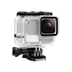 New 30m Underwater Waterproof Sports Camera Protective Case Cover Housing for Gopro Hero7 Action Camera Accessories