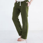 New Mens Casual Loose Straight Pants