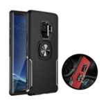 New Bakeey Protective Case For Samsung Galaxy S9/S9 Plus/S8/S8 Plus Ring Grip Bracket Magnetic Adsorption Back Cover