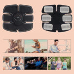 New KALOAD ABS Smart Muscle Stimulator Abdominal Body Muscle Trainer Sports Fitness Body Shaping Tool
