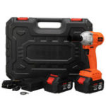 New WK-168W-2 168V Cordless Power Wrench Brushless 520Nm Torque Electric Wrench Power Tools