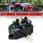 New ATV Winch Solenoid Assembly For Arctic Cat 0409-066 6639-894 1436-066 1436-805