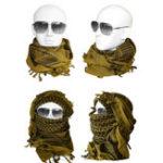 New Multifunction Tactical Scarf Full Face Mask Cycling Running Headband Breathable Bandanas Hunting Hat