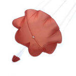 New Parachute Ballute  4-6 6-8 8-10 12-15kg Nylon For RC Models RC Quadcopter RC Airplane