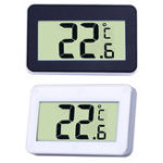 New TS-A95 Mini LCD Digital Thermometer Hygrometer Waterproof Electronic Thermometer With Hook