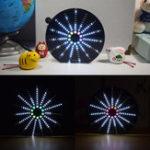 New Geekcreit® LED Circular Audio Visualizer Music Spectrum Display DIY Kit