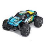 New 1/12 2.4G 1212B High Speed Electric Monster Truck Off Road Vehicle RC Car