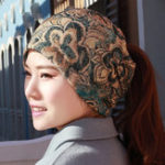 New Women Cotton Breathable Thin Casual Beanie Cap