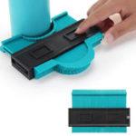 New Shape Contour Duplicator Profile Gauge Tiling Laminate Tiles Shaping Wood Tool