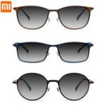 New XIAOMI TS Polarized Glasses Nearsighted Myopia Color Change