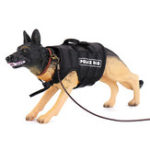 New 1/6 Simulate Military Dog RC Car Parts Decoration