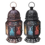 New Retro Iron Candle Holder Candlestick Tealight Wedding Tabletop Hanging Decor