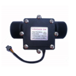 New G1-1/4″ 1.25 Water Flow Hall Sensor Switch Meter Flowmeter Counter 1-120L/min