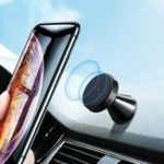 New Raxfly Powerful Magnetic 360 Degree Rotation Car Mount Dashboard Holder for Samsung Xiaomi Mobile Phone
