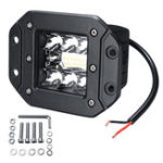 New 13LED 5inch 39W LED Car Spotlight Fog Lights Off Road For Truck SUV Boat 4×4 Jeep